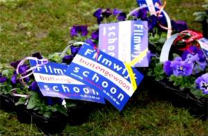 Filmwijk, schoonmaakdag 2012