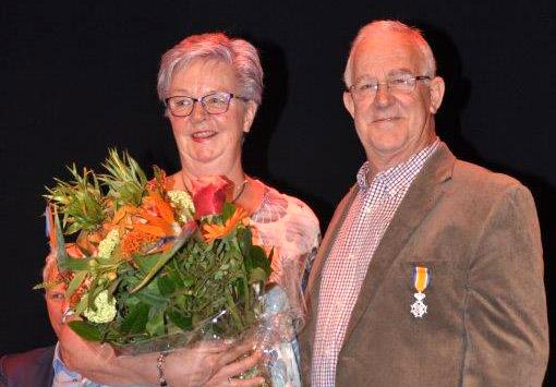 Judy en John de Lang (foto Harry Jansen)