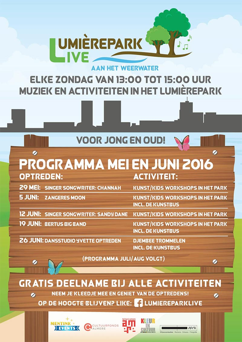 Lumièrepark LIVE