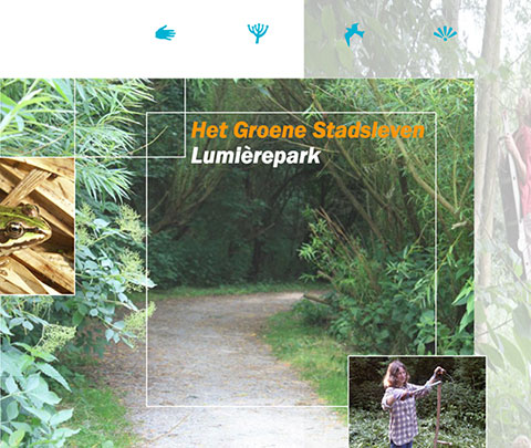 vrijwilligersgroep Lumièrepark