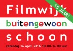 Filmwijk Buitengewoon Schoon 2016